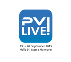 PV LIVE! 2015